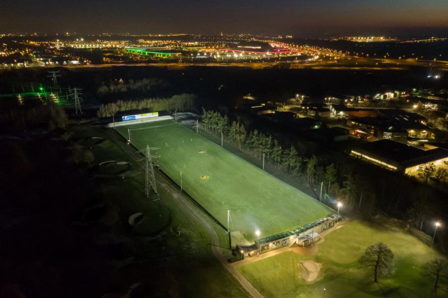 Project Golfclub Best, Netherlands